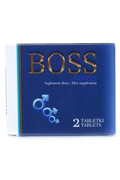 Supl.diety-Boss Energy Ginseng 2 szt