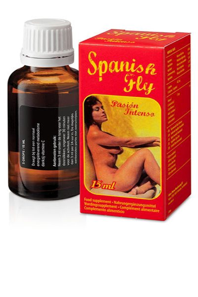 Supl.diety-Spanish Fly Passion Intenso