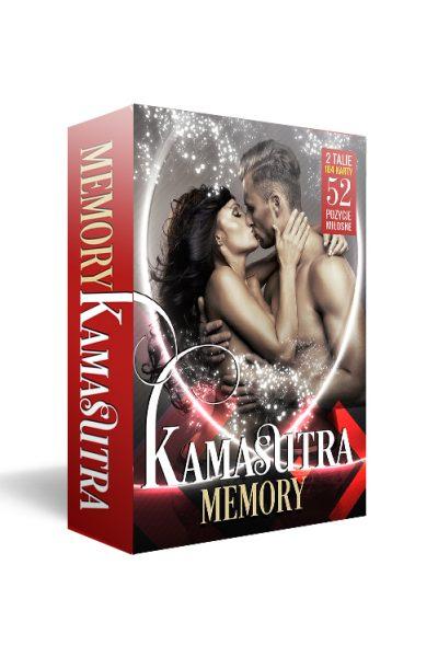 Gry-KAMASUTRA MEMORY-karty z pozycjami